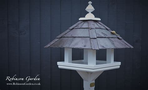 robinson garden bespoke bird table  bird houses