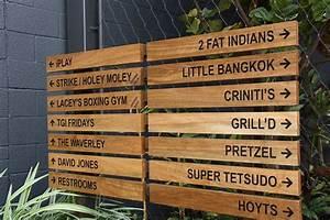 Customised, Directional, U0026, Wayfinding, Signage, Perth