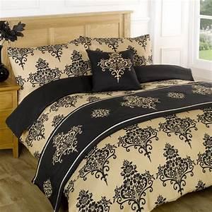 King Size Bettwäsche Maße : stepp bettdecke bettw sche bed in a bag gold einzelbett doppelbett kingsize ebay ~ Indierocktalk.com Haus und Dekorationen