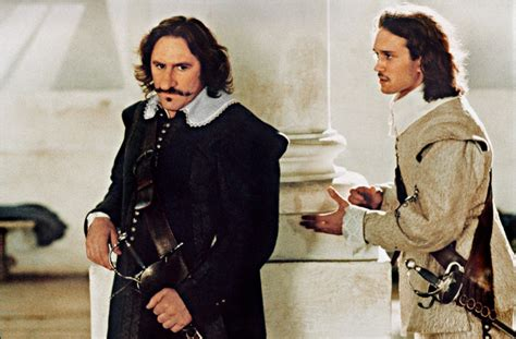 Maybe you would like to learn more about one of these? FILMY KOSTIUMOWE: Cyrano de Bergerac (1990)