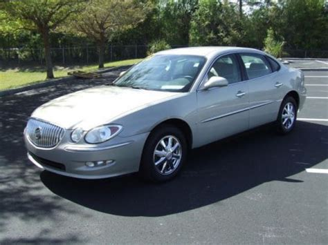 Sell Used 2008 Buick Lacrosse Cx In 1275 S Suncoast Blvd