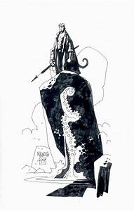 1000+ images about Mike Mignola on Pinterest | Alien vs ...
