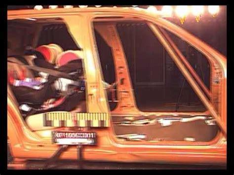 crash test siege auto 2013 siège auto concord ultimax test de collision crash test