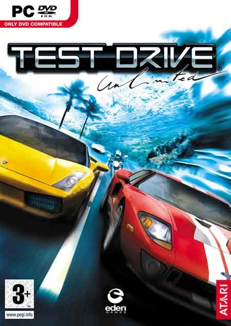 test drive unlimited  full version pc game