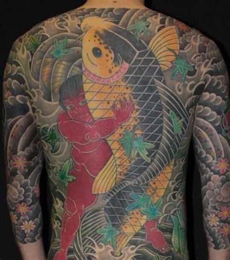 carpe koi signification voici la signification de ces 16 tatouages japonais