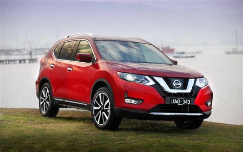 Kia Nissan by Comparison Nissan X Trail Ti 2017 Vs Kia Sorento Sx