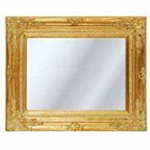 Spiegel Mit Goldrahmen : suchergebnis auf f r spiegel mit goldrahmen ~ Indierocktalk.com Haus und Dekorationen