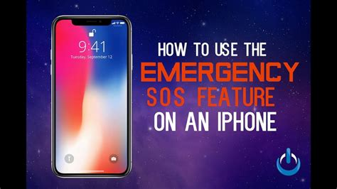 Home Button Emergency Iphone