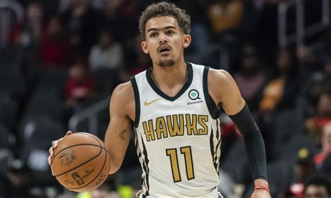 Origin trae young is an american professional basketball player currently signed to the atlanta hawks. Trae Young Believes Hawks Can Land Superstar Free Agent To Atlanta - Fadeaway World