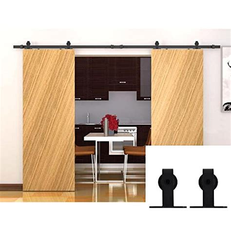 barn door cabinet hardware winsoon decorative double sliding barn wood door hardware
