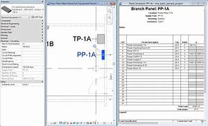 Revit Recess  Electrical Circuit Naming Conventions