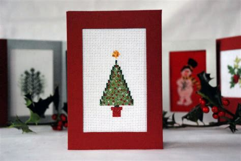Christmas Tree Cross Stitch Kit