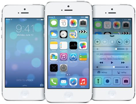 iphone ios ios 7 supported devices ipod iphone and models