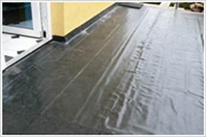 Balkon Abdichten Bitumen : verlegung auf dachfolie oder bitumenbahnen warco bodenbelag ~ Michelbontemps.com Haus und Dekorationen