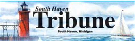 South Haven Tribune   Schools, Education11.7.17SH students present fall play?South Haven High
