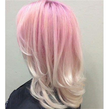 pink hairstyles ideas   season
