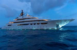 Rent A Mega Yacht For 13 Million A Week The