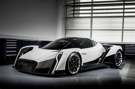 Hypercar :  The 200mph Electric Hypercar From