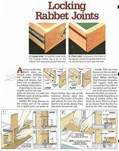 Locking Rabbet Joints • WoodArchivist