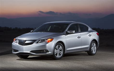 Used Acura Ilx Hybrid by Acura Ilx Hybrid 2014 Widescreen Car Photo 59 Of