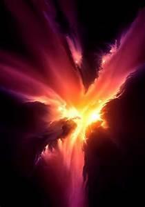 Blue Phoenix Nebula - Pics about space