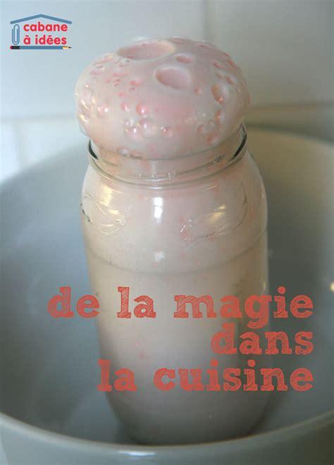 resette de cuisine de la magie dans la cuisine cabane à idées