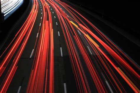 Flow Lights by Free Photo Traffic Lights Tracer Taillights Free