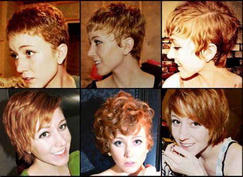 Growing Out Pixie Cut Hairstyles by Hairstyles While Growing Out Curly Hair Hair