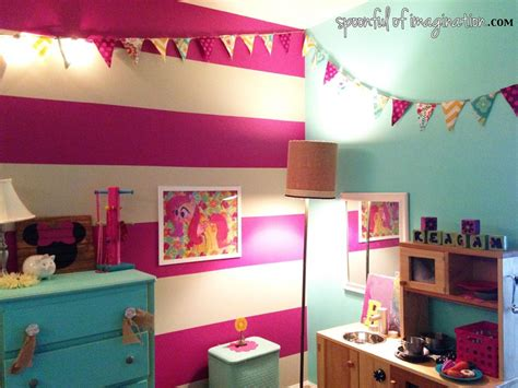 my pony bedroom my pony craft spoonful of imagination