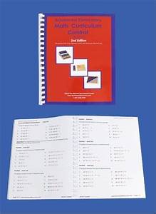 Math Control Book  U0026 Instruction Manual For Ages 9