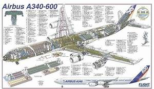 Prints Of Airbus A340
