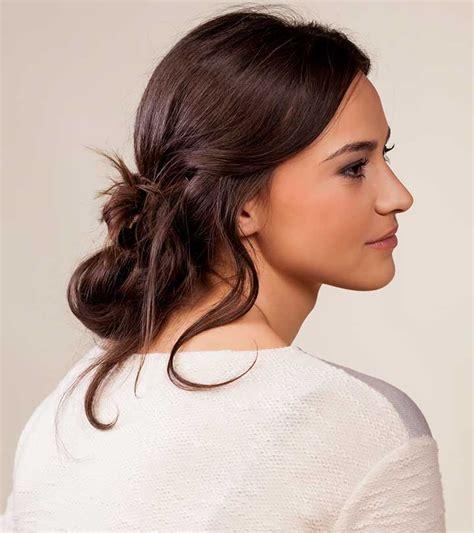cute school hairstyles  medium length hair
