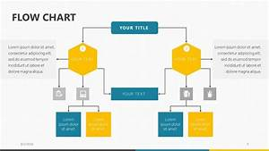 Process Flow Diagram Ppt Template
