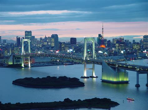 Tokyo  Capital And Most Popular City Of Japan World