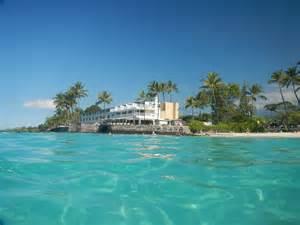 White Sand Beaches in Kailua Kona Hawaii