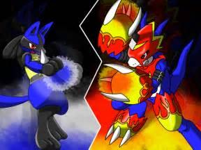 digimon vs pokemon photo