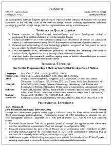 resume exles for software engineers software engineer resume exle resumes