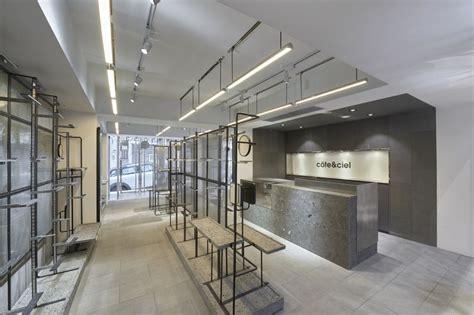 retail interior design industrial retail spaces concept shop Industrial