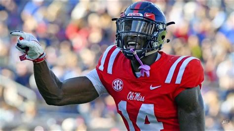 ole  wr dk metcalf career highlights youtube