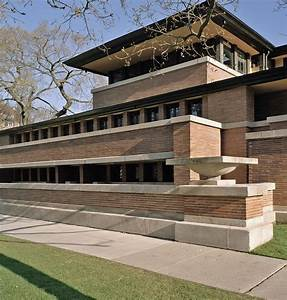 Frank Lloyd Wright Architektur : frank lloyd wright robie house hyde park chicago 1909 arch pinterest architektur ~ Orissabook.com Haus und Dekorationen