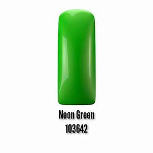 Neon Green Magnetic Nail Academy