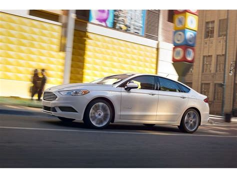 2019 Ford Hybrid Vehicles by 2019 Ford Fusion Hybrid Prices Reviews And Pictures U