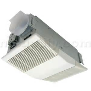 buy nutone heat a vent bathroom fan with heater model 605rp broan nutone 605rp