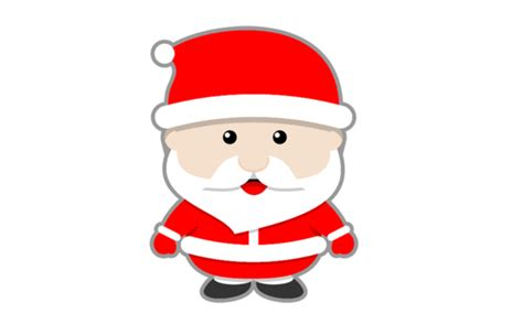 santa logo sticker speedcubeshop
