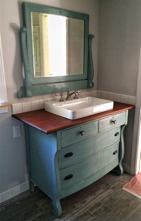 turn   dresser   outstanding diy bathroom vanity
