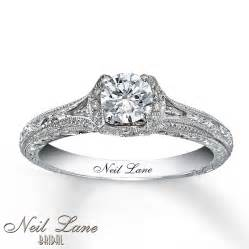 kays jewelers engagement rings neil bridal ring 5 8 ct tw diamonds 14k white gold