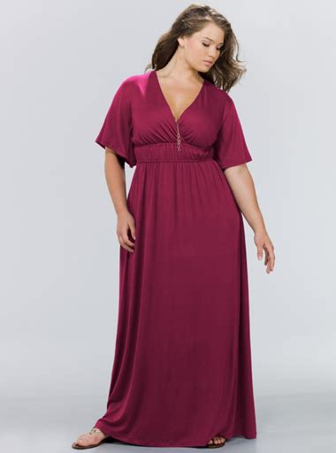 Plus Size Nice Dresses For Women (11)