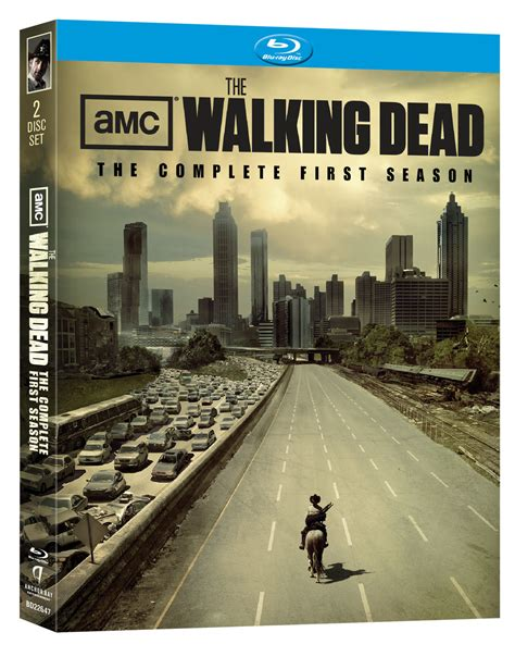 Dvdblu Ray Trailer For The Walking Dead The Complete