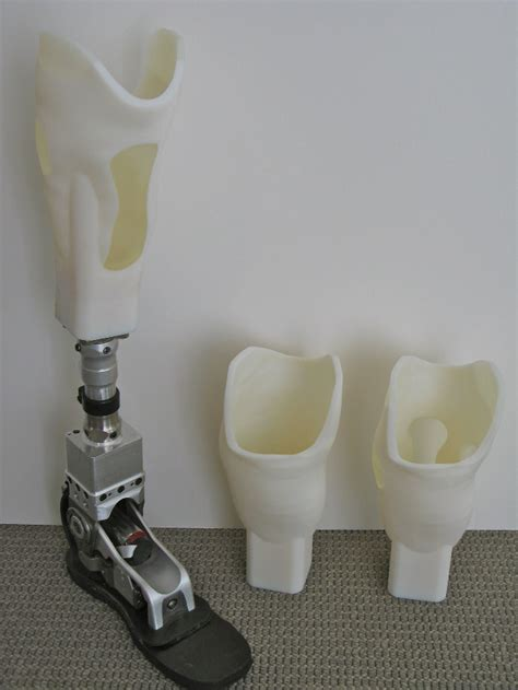 improving prosthetic comfort  amputees sengehcom