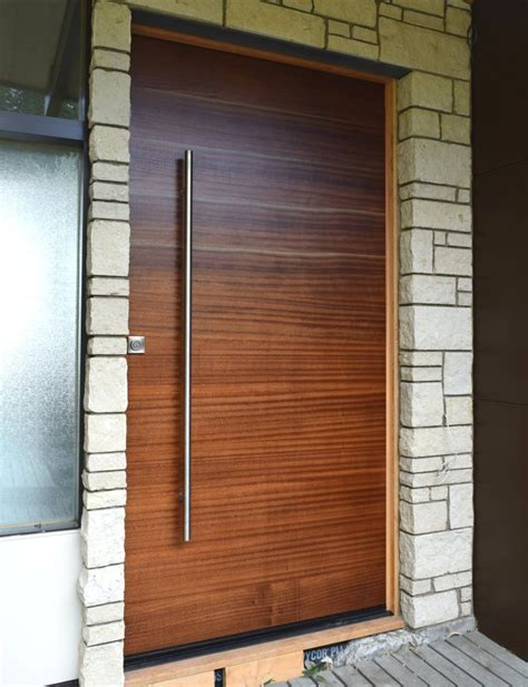 Large Exterior Doors by How To Build The Best Large Pivot Entry Door Non Warping